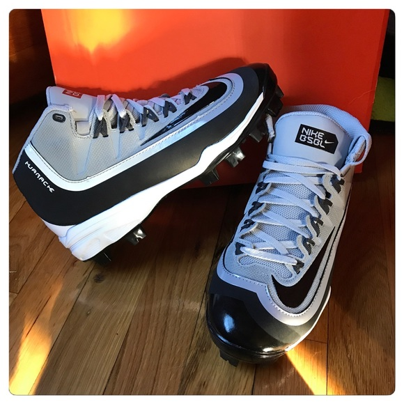 e2aaa8f0b8b Youth BaseBall Cleats Nike Huarache new